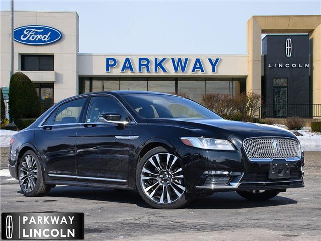 2017 Lincoln Continental Reserve (Stk: CT6802) in Waterloo - Image 1 of 29