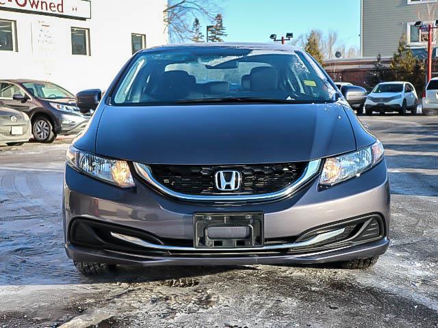 2015 Honda Civic EX (Stk: H81390) in Ottawa - Image 2 of 26