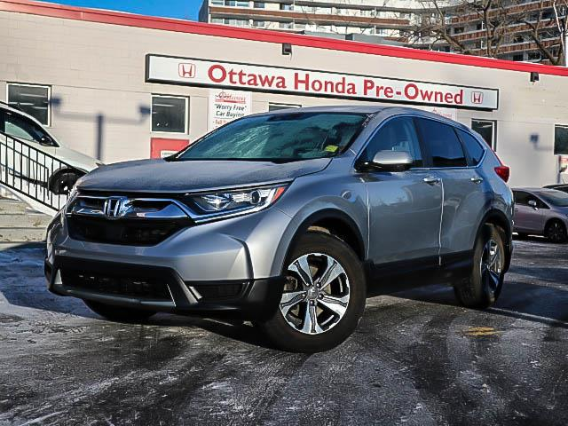 2018 Honda CR-V LX (Stk: H81540) in Ottawa - Image 1 of 27