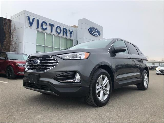 2019 Ford Edge SEL (Stk: V10372CAP) in Chatham - Image 1 of 28