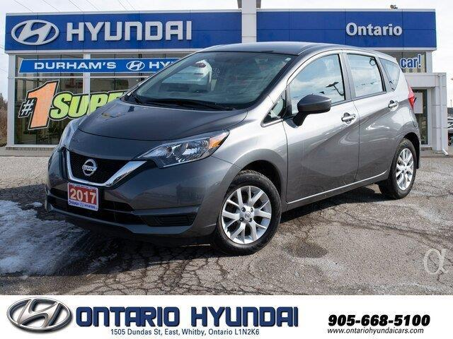 2017 Nissan Versa Note 1.6 SR (Stk: 64799K) in Whitby - Image 1 of 20