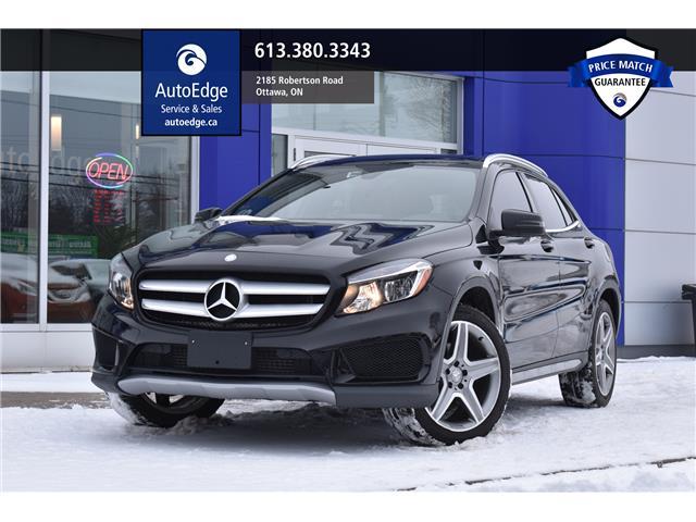 2016 Mercedes-Benz GLA-Class Base (Stk: A0126) in Ottawa - Image 1 of 27
