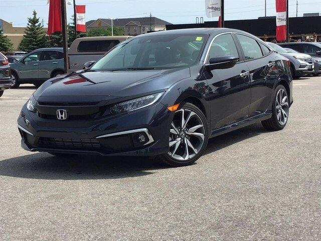 2020 Honda Civic Touring (Stk: 20628) in Barrie - Image 1 of 23