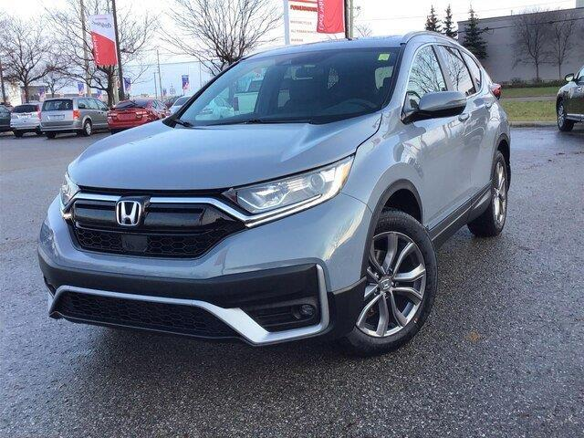 2020 Honda CR-V Sport (Stk: 20631) in Barrie - Image 1 of 28
