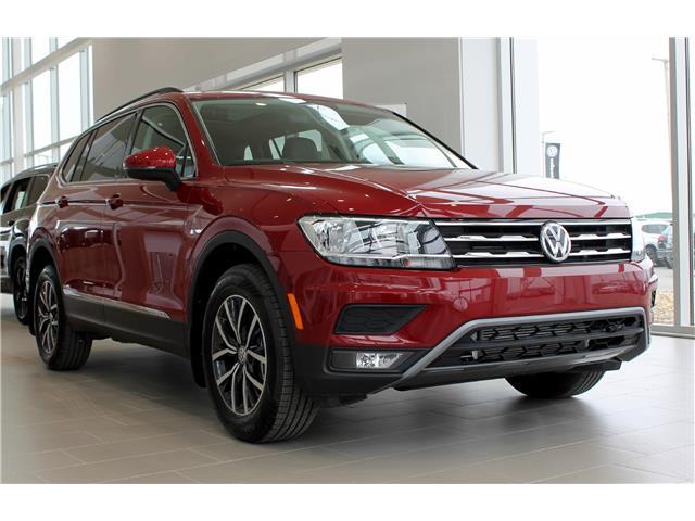 2020 Volkswagen Tiguan Comfortline (Stk: 70058) in Saskatoon - Image 1 of 25