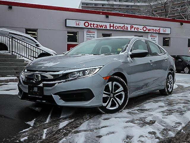 2018 Honda Civic LX (Stk: H81480) in Ottawa - Image 1 of 26