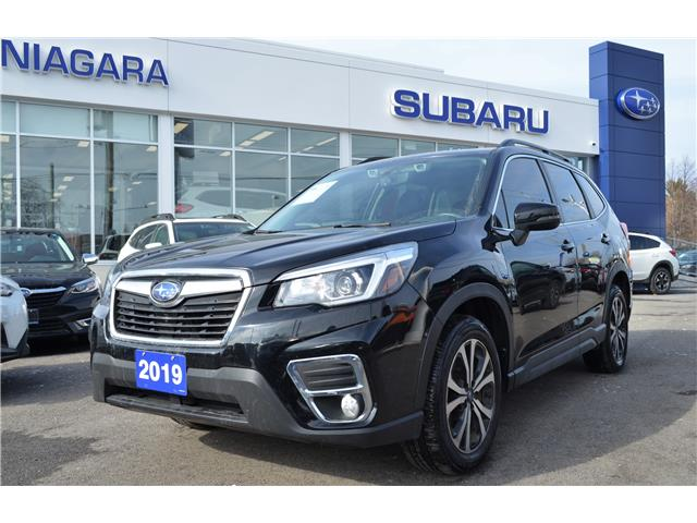 2019 Subaru Forester 2.5i Limited (Stk: Z1620) in St.Catharines - Image 1 of 19