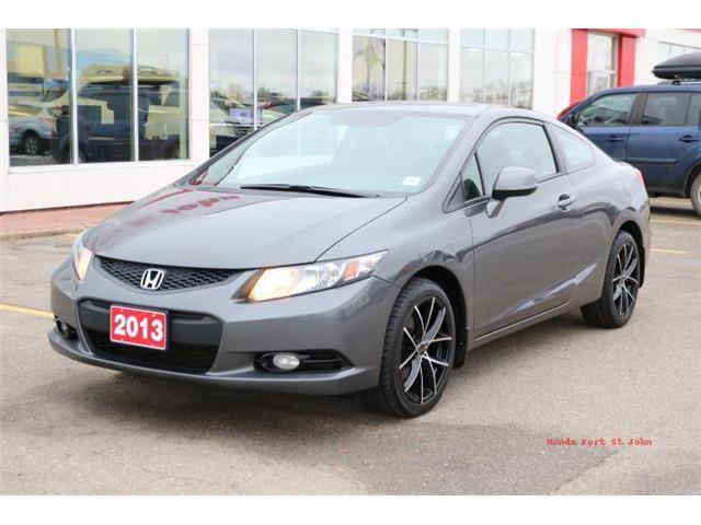 2013 Honda Civic EX-L Navi (Stk: U1090) in Fort St. John - Image 1 of 19