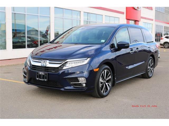 2020 Honda Odyssey Touring (Stk: 20001) in Fort St. John - Image 1 of 23