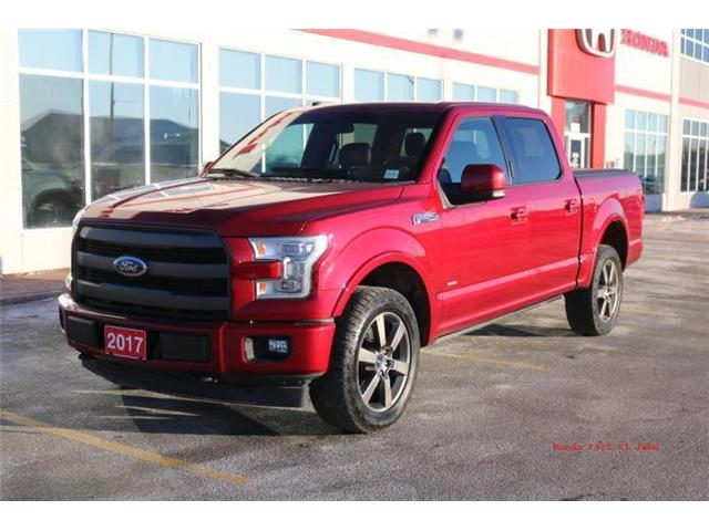 2017 Ford F-150 Lariat (Stk: U1096) in Fort St. John - Image 1 of 20