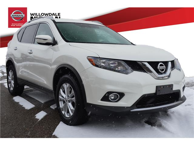 2016 Nissan Rogue SV (Stk: C35439) in Thornhill - Image 1 of 26
