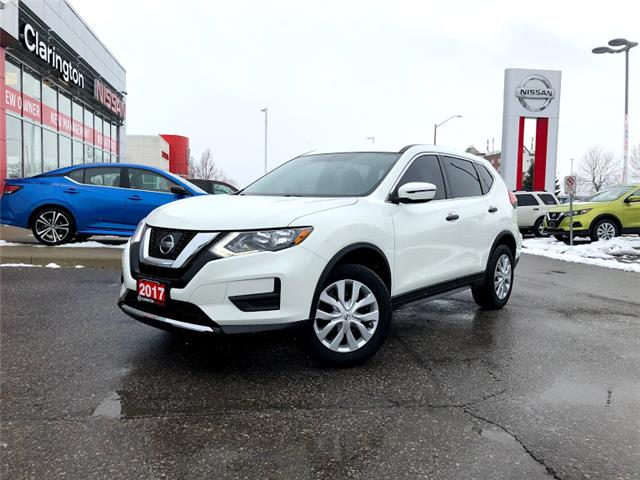 2017 Nissan Rogue S 5N1AT2MV9HC838949 HC838949 in Bowmanville