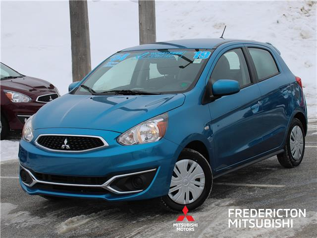 2019 Mitsubishi Mirage ES ML32A3HJ8KH007659 200278A in Fredericton