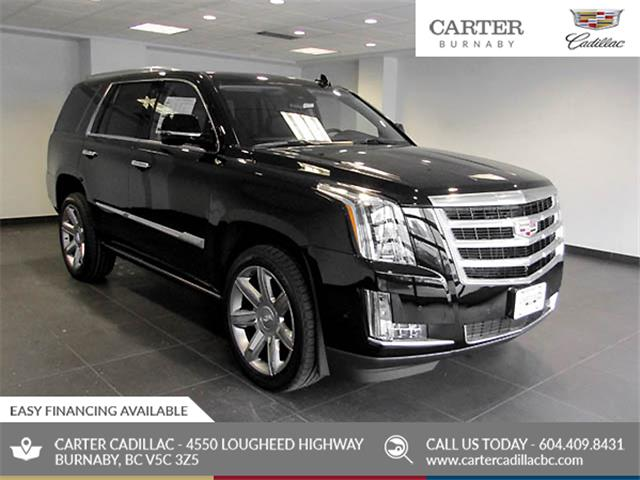 2020 Cadillac Escalade Premium Luxury (Stk: C0-62770) in Burnaby - Image 1 of 22