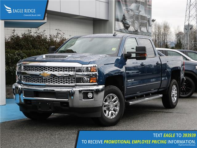 2019 Chevrolet Silverado 3500HD LT (Stk: 190178) in Coquitlam - Image 1 of 16
