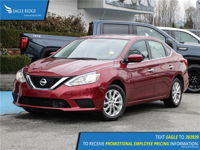 2018 Nissan Sentra 1.8 SV (Stk: 180124) in Coquitlam - Image 1 of 16