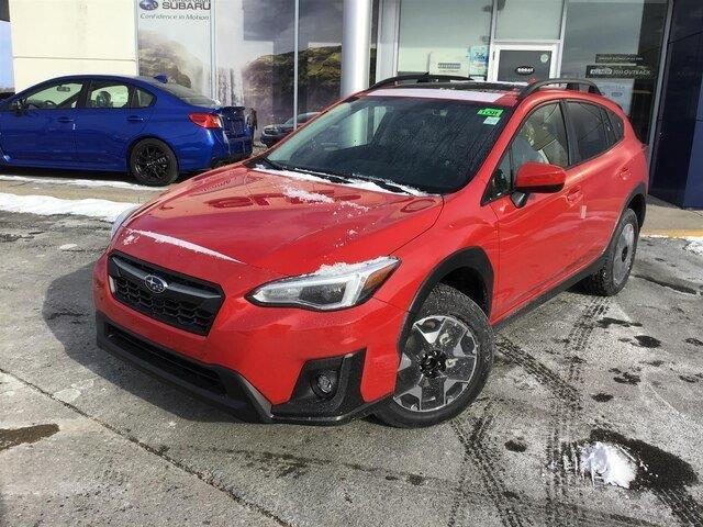 2020 Subaru Crosstrek Sport (Stk: S4203) in Peterborough - Image 1 of 17