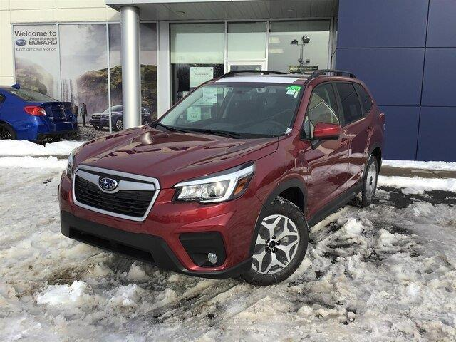 2020 Subaru Forester Touring (Stk: S4224) in Peterborough - Image 1 of 12