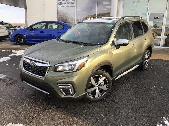 2020 Subaru Forester Premier (Stk: S4216) in Peterborough - Image 1 of 15