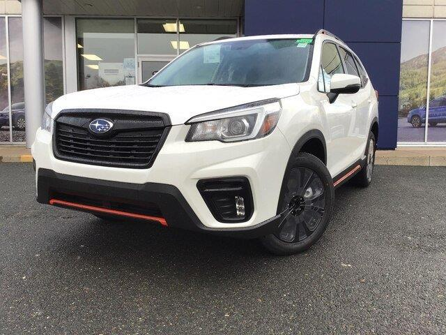 2020 Subaru Forester Sport (Stk: S4212) in Peterborough - Image 1 of 15