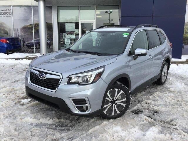 2020 Subaru Forester Limited (Stk: S4222) in Peterborough - Image 1 of 13