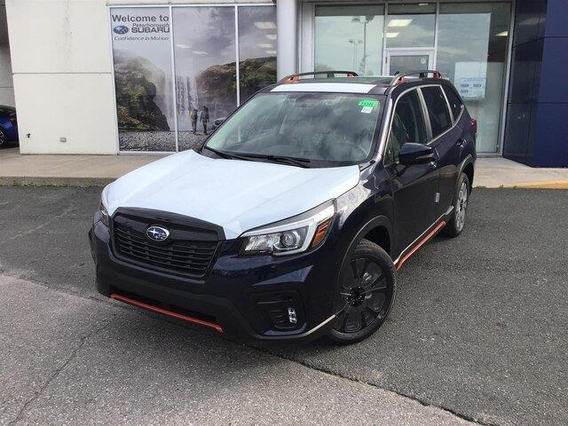 2020 Subaru Forester Sport (Stk: S4059) in Peterborough - Image 1 of 12