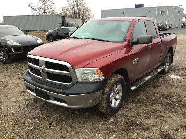 2014 RAM 1500 ST (Stk: S4143A) in Peterborough - Image 1 of 10