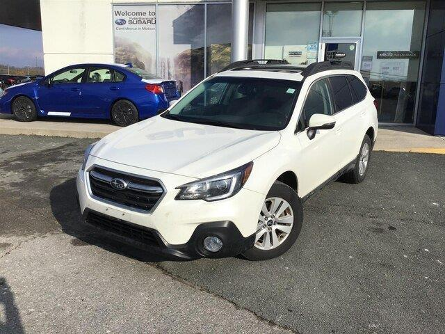 2019 Subaru Outback 2.5i Touring (Stk: SP0301) in Peterborough - Image 1 of 16