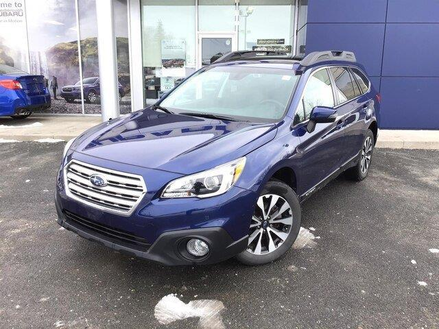 2017 Subaru Outback 3.6R Limited (Stk: S4220A) in Peterborough - Image 1 of 16