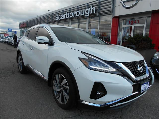2019 Nissan Murano SL (Stk: L19002) in Scarborough - Image 1 of 26