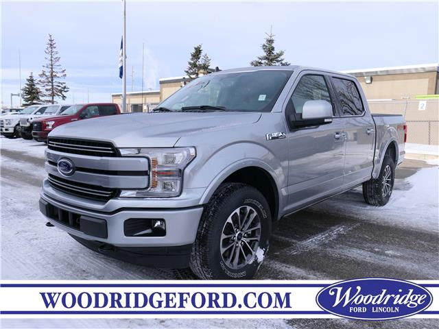 2020 Ford F-150 Lariat (Stk: L-147) in Calgary - Image 1 of 7