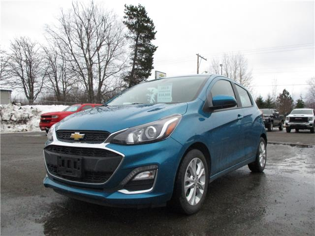 2019 Chevrolet Spark 1LT CVT (Stk: CKC744301) in Terrace - Image 1 of 12