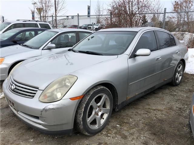 2004 Infiniti G35 Base (Stk: 112448) in Milton - Image 1 of 1
