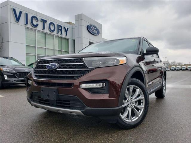 2020 Ford Explorer XLT (Stk: VEX19266) in Chatham - Image 1 of 19