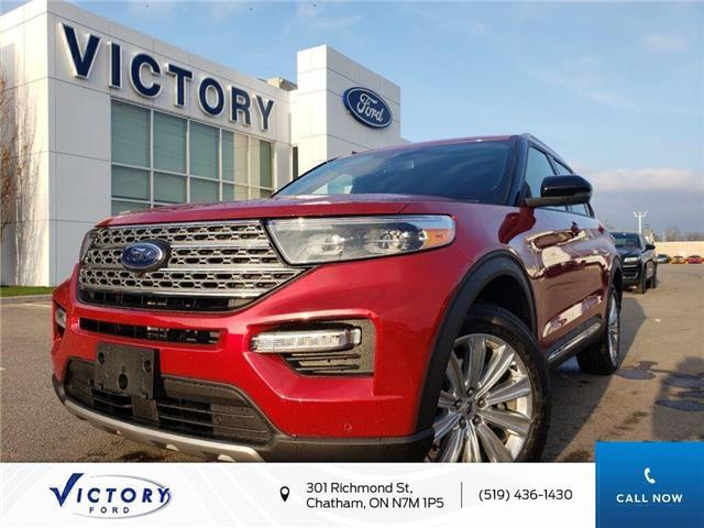 2020 Ford Explorer Limited (Stk: VEX18953) in Chatham - Image 1 of 23