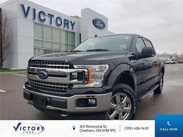 2020 Ford F-150 XLT (Stk: VFF19220) in Chatham - Image 1 of 20