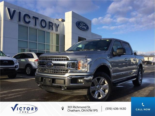 2020 Ford F-150 XLT (Stk: VFF19239) in Chatham - Image 1 of 12