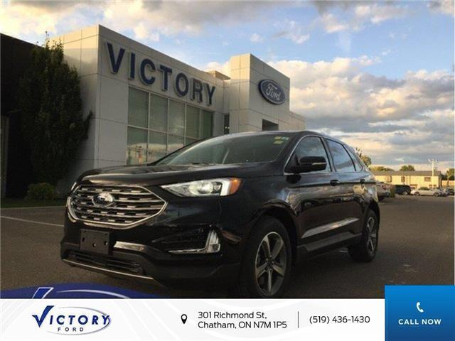 2019 Ford Edge SEL (Stk: VEG18889) in Chatham - Image 1 of 12
