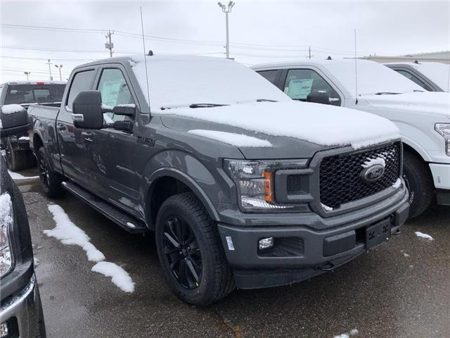 2020 Ford F-150 Lariat (Stk: VFF19294) in Chatham - Image 1 of 5