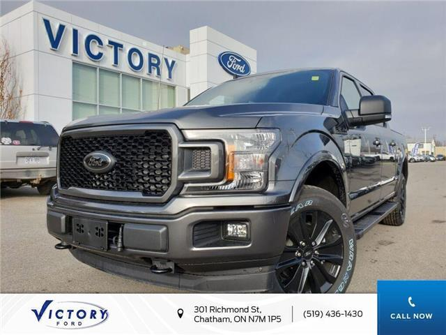 2020 Ford F-150 XLT (Stk: VFF19155) in Chatham - Image 1 of 21