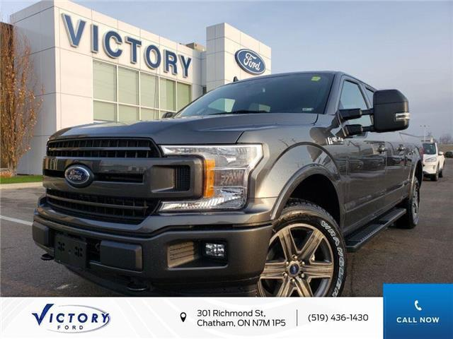 2020 Ford F-150 XLT (Stk: VFF19163) in Chatham - Image 1 of 21