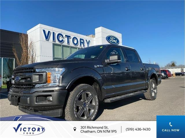 2020 Ford F-150 XLT (Stk: VFF19111) in Chatham - Image 1 of 10
