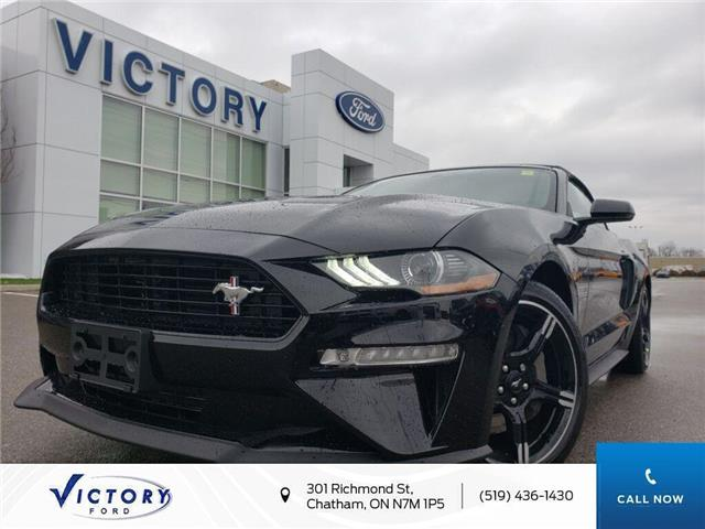 2020 Ford Mustang GT Premium (Stk: VMU19229) in Chatham - Image 1 of 18
