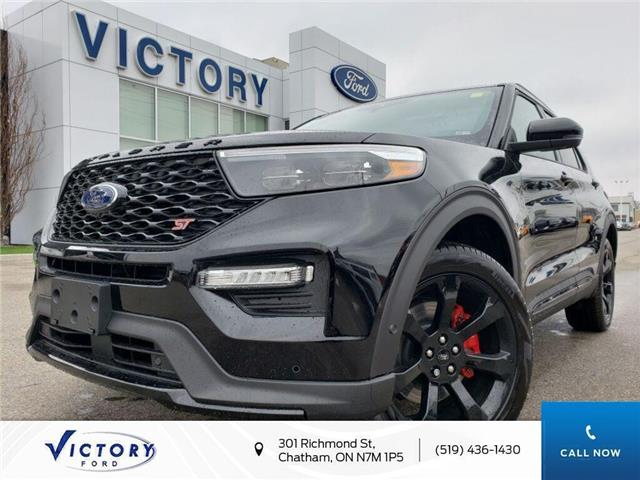 2020 Ford Explorer ST (Stk: VEX19228) in Chatham - Image 1 of 22