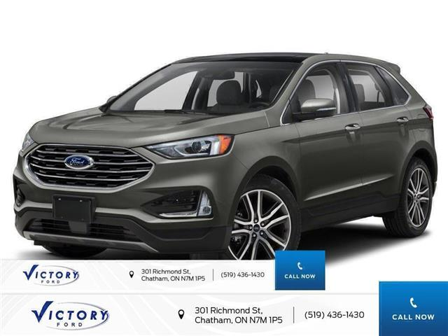 2019 Ford Edge SEL (Stk: VEG18754) in Chatham - Image 1 of 9