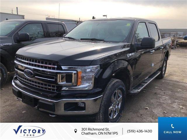 2020 Ford F-150 XLT (Stk: VFF19095) in Chatham - Image 1 of 5