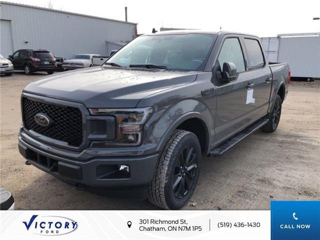 2020 Ford F-150 Lariat (Stk: VFF19110) in Chatham - Image 1 of 5