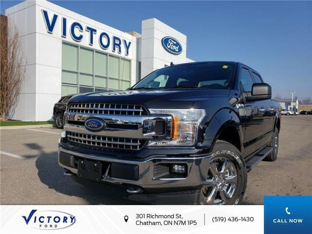 2020 Ford F-150 XLT (Stk: VFF19214) in Chatham - Image 1 of 21