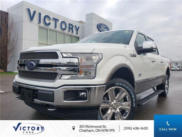 2020 Ford F-150 King Ranch (Stk: VFF19217) in Chatham - Image 1 of 21