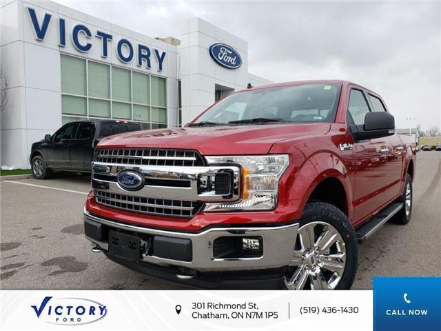 2020 Ford F-150 XLT (Stk: VFF19240) in Chatham - Image 1 of 20